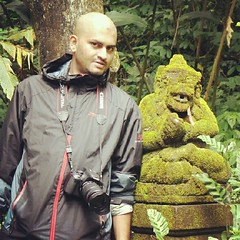 #Worship #Buddha #moss #mist #jungle #dark #canon #shaved