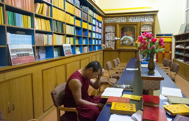 Monks in Sera