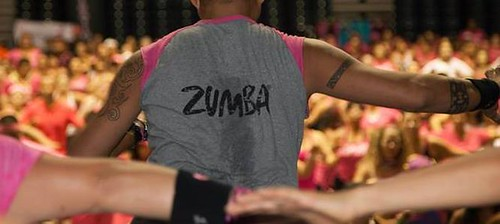 Zumba courtesy of Keoni's Hot Lava Dancefit Facebook