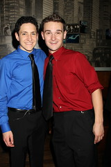 2014 NHSMTA Winner Jonah Rawitz and Finalist Matthew Richards