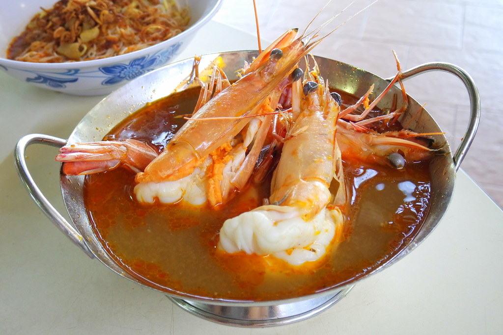 Wah Kee Big Prawn Noodles @ Pek Kio Food Centre
