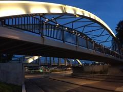 Scoutade lite vinklar till ett fotoprojekt åt en kompis som gjort ljussättningen på dessa broar