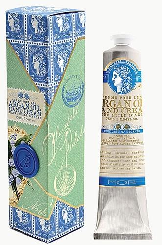 MOR Correspondence Argan Oil hand cream