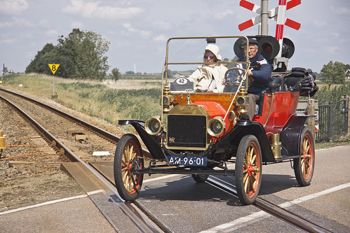 Ford Model T Touring 1912 (8551)