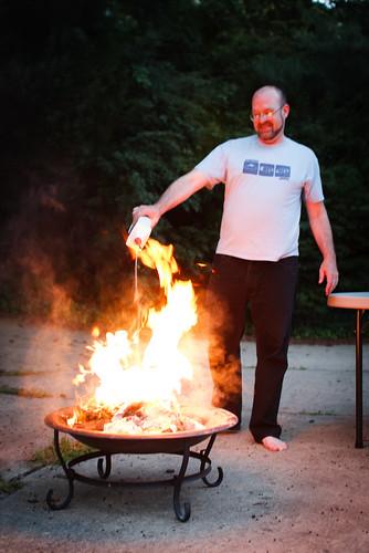 BBQ in Mt Vernon