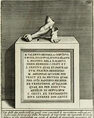 """Image from page 148 of """"Gli antichi sepolcri, ovvero, Mausolei romani ed etruschi trovati in Roma ed in altri luoghi celebri : nelli quali si contengono molte erudite memorie"""" (1767)"""
