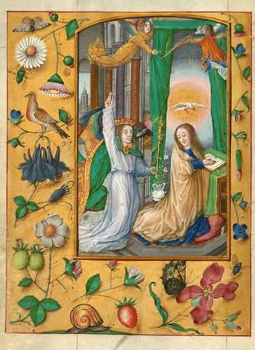 001-Libro de horas de Aussem-Art Walters Museum Ms. W.437