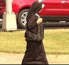 Counterfeit-passing nun