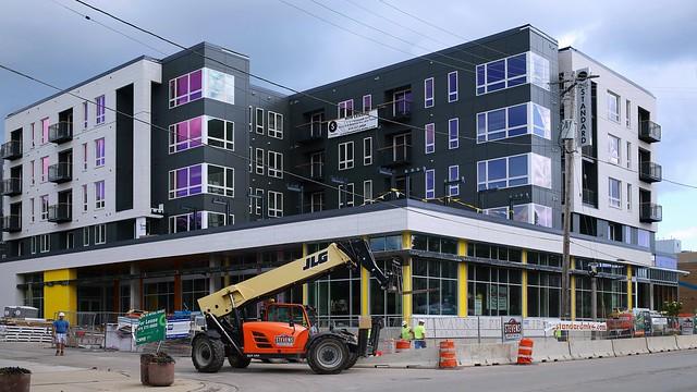 East Library Construction Progress