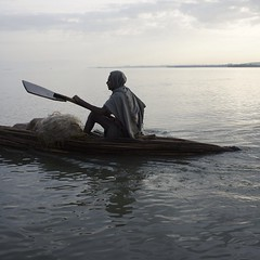 Ethiopian fisherman. Lake Tana, Bahir Dar. #latergram #ethiopia #nature #travel #photography