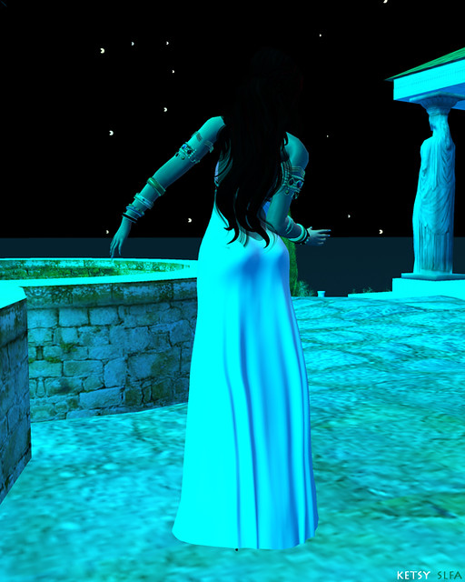 COLLABOR88 - The Fates: Atropos (New Post @ Second Life Fashion Addict)
