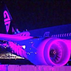 Air New Zealand - Purple Haze #airline #aircraft #airport