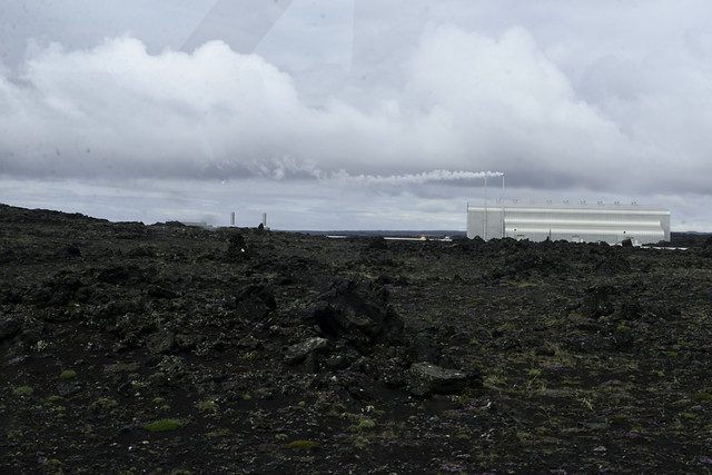 Press Bus Tour: Reykjanes Power Station