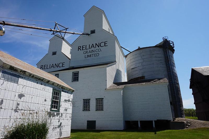 Inglis Grain Elevators