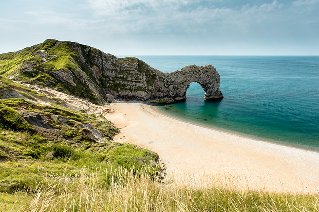 Attribution & Prehistoric Rock Formations At Jurassic Coast - YourAmazingPlaces.com
