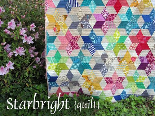 Starbright quilt