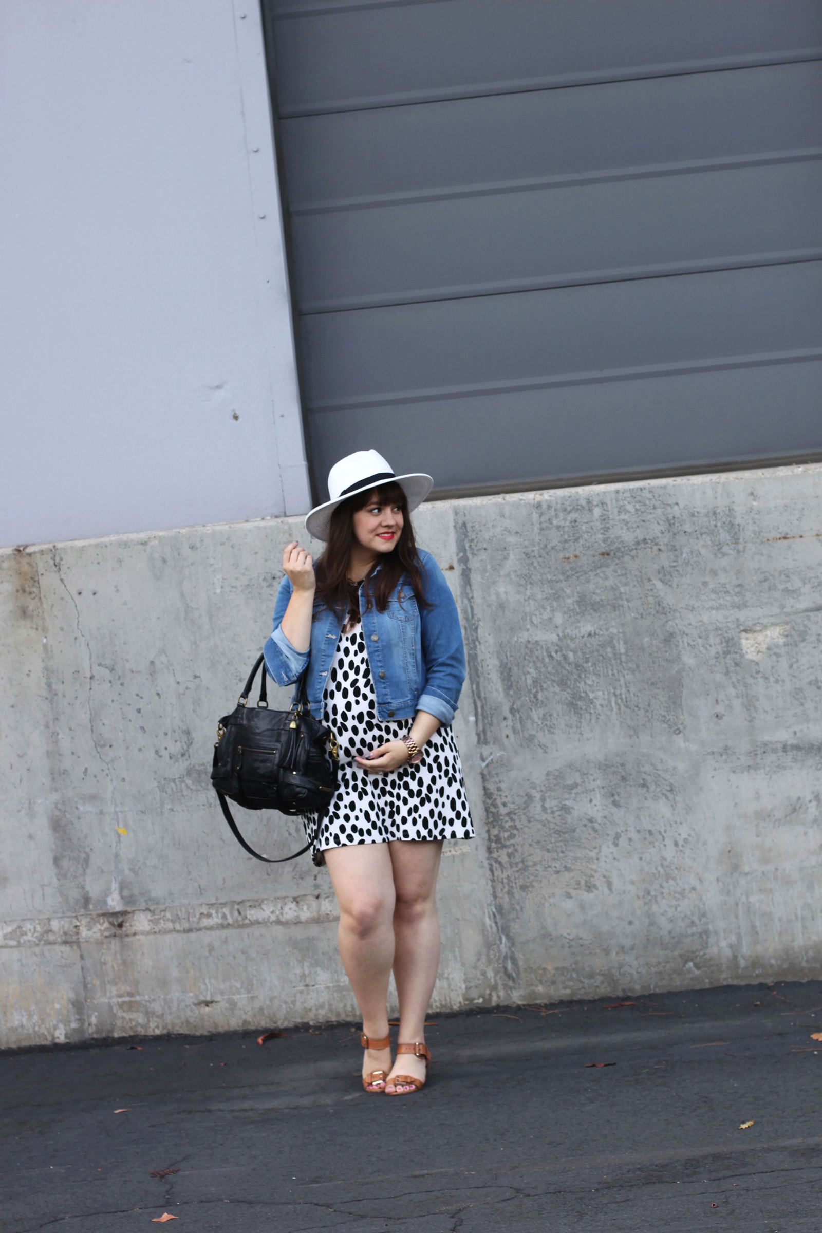 Maternity Remix: If the Hat Fits, Wear It