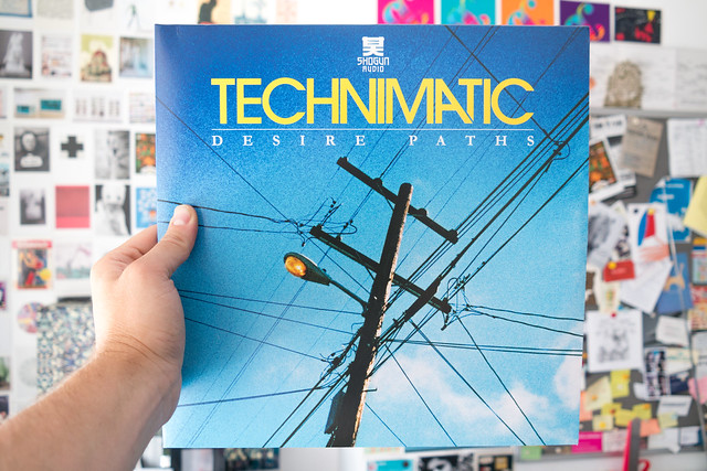 Technimatic - Desire Paths
