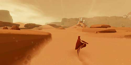 Journey coming to PlayStation 4!
