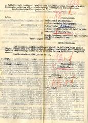 VI/7.f. Gáspár Sándor, mezőkovácsházi lakos, reformárus szabósegéd rendőrhatósági felügyelet alá helyezése