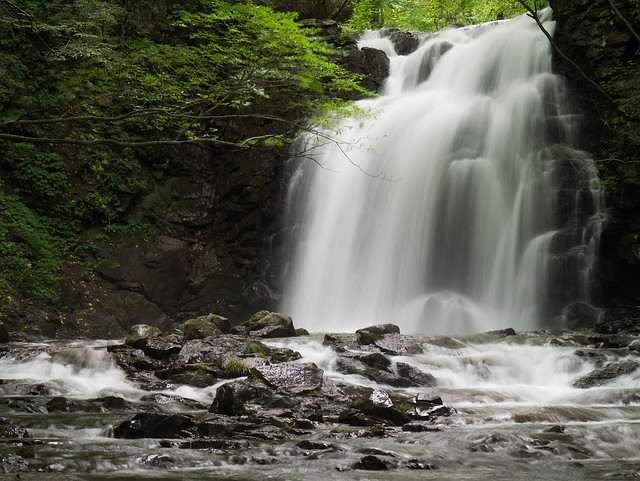 Asama Otaki Falls