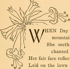"Image from page 48 of ""At early candle light and other poems"" (1900)"