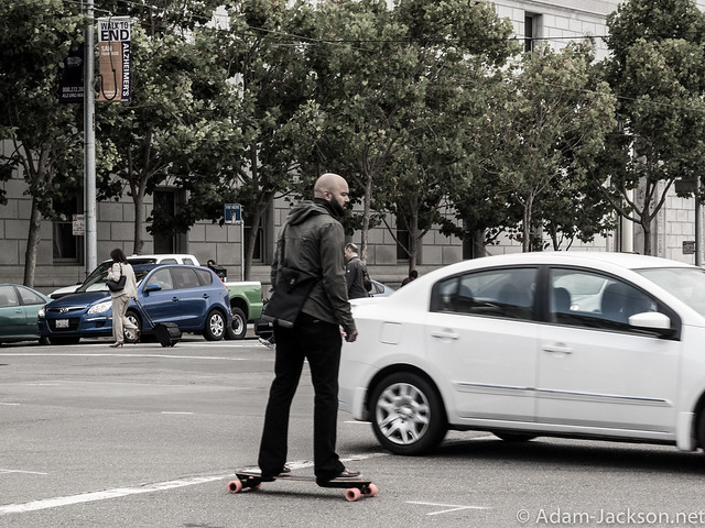 Street Photography - San Francisco