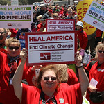 NNU to Join People's Climate March Cite Public Health Need for Action on Climate Crisis