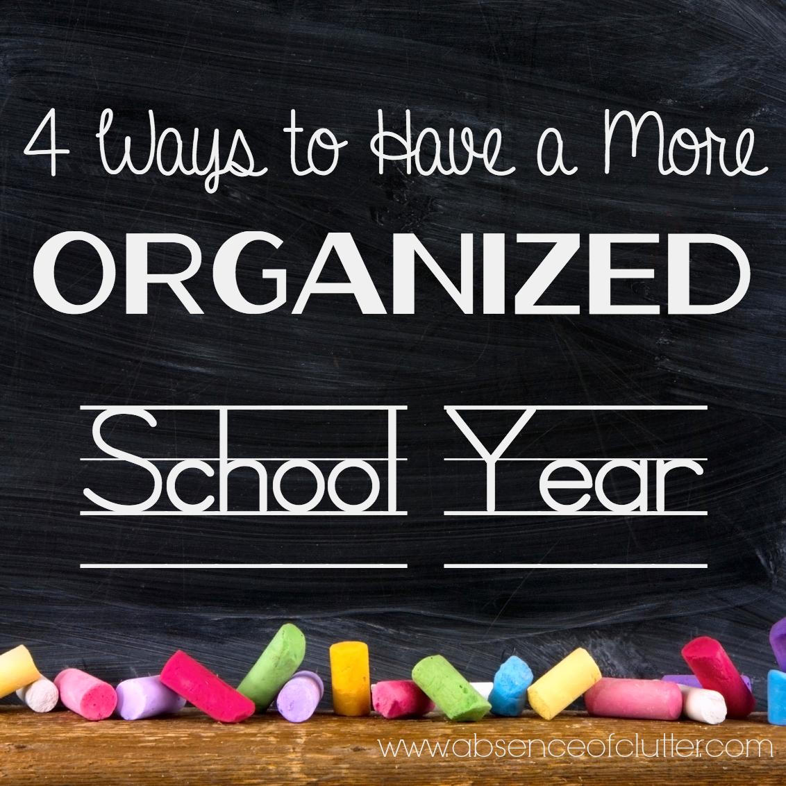 School Organization Title Pic