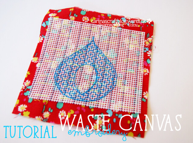 Waste Canvas Tutorial