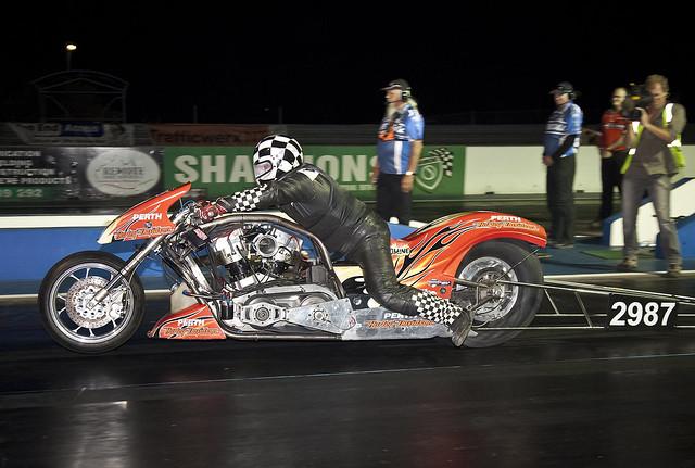 ANDRA Drag Racing Series at Hidden Valley Drag Strip