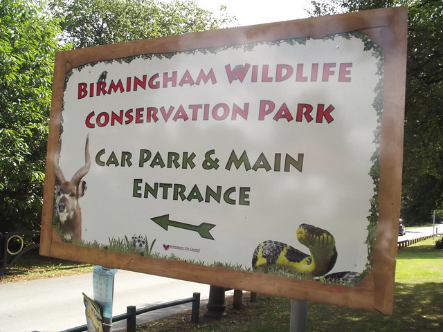 Edgbaston Nature Centre Car Park