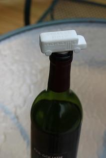 3D Printing - Prototype Wine Topper