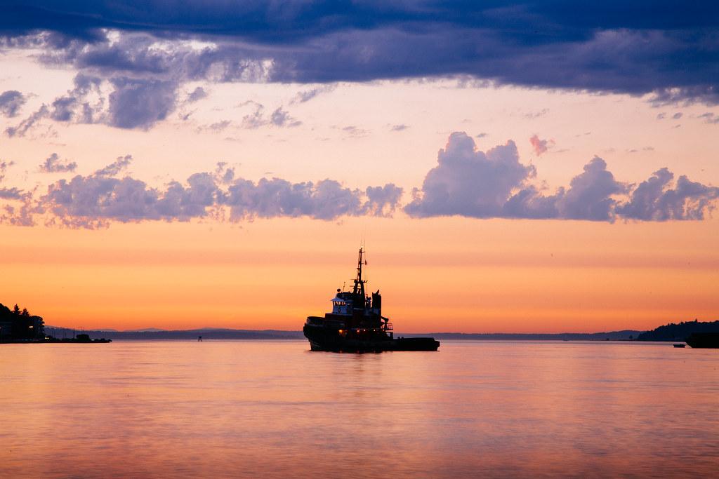 Seattle Sunset 19