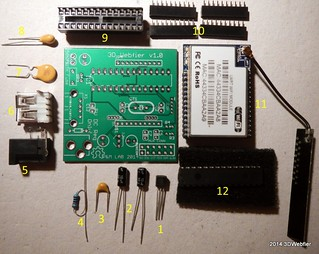 Build Your Own ZUBI 1.0 born from 3DWebfier Project.