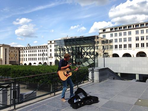Kunstberg - Mont des Arts (Bruxelles - Brussels)