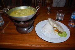 Soto Betawi - oxtail soup