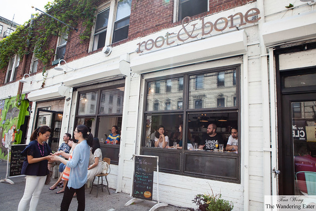 Exterior of Root & Bone