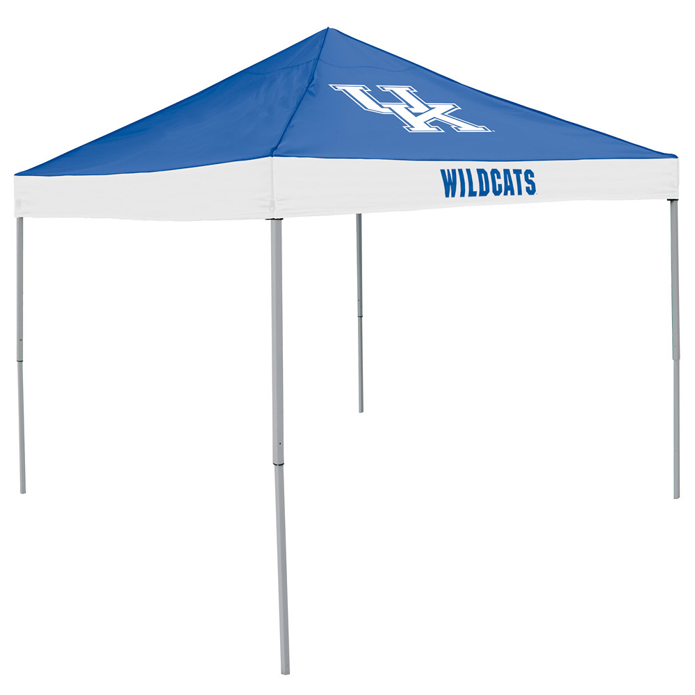 Kentucky UK Wildcats Tailgate Canopy/Tent Easy Up Shelter Design for Tailgating C&ing and More.  sc 1 st  TailGatorz.com & Kentucky UK Wildcats Tailgate Canopy/Tent Easy Up Shelter Design for ...
