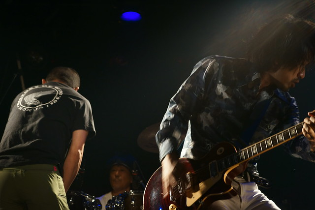 The Wells live at Rock Joint GB, Tokyo, 17 Aug 2014. 061