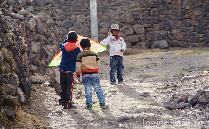 Los pueblos del valle del Colca Coporaque