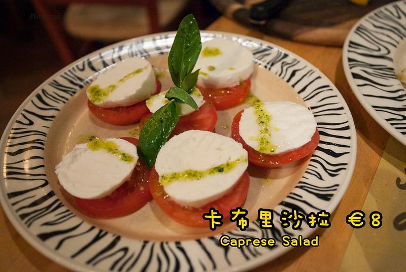 zaza caprese salad