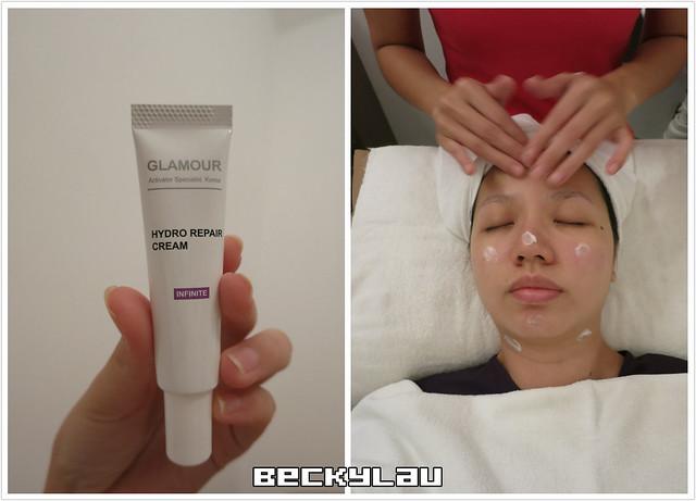 GLAMOUR X Shining facial ll 療程 - 8