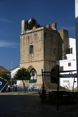 Faro: la torre della cattedrale