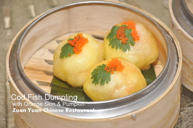 Dim Sum Zuan Yuan Chinese Restaurant One World Hotel  12