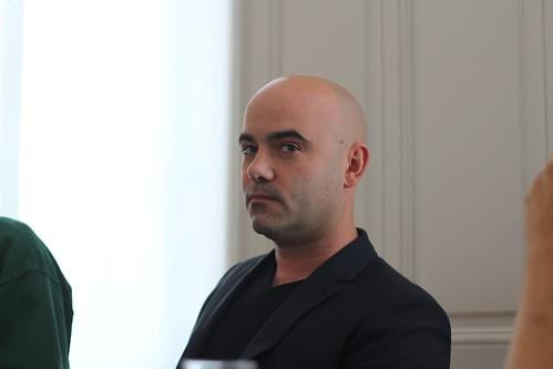 Philipp Meyer - Livre sur la Place 2014