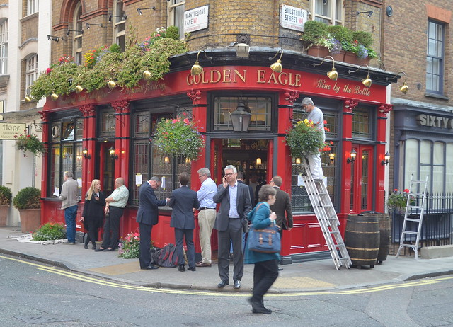 The Golden Eagle, Marylebone