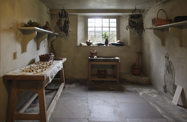 Ham House- Kitchen