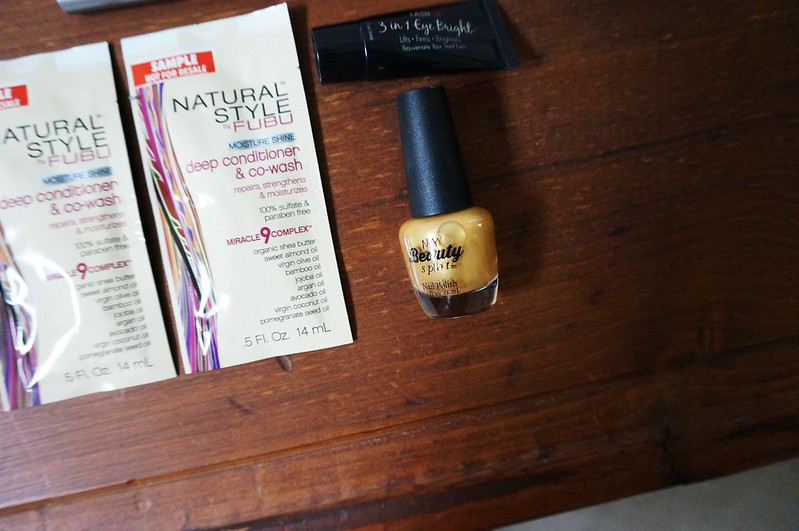 Beauty Box 5 September 2014 3