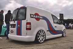 VW Caddy Martini